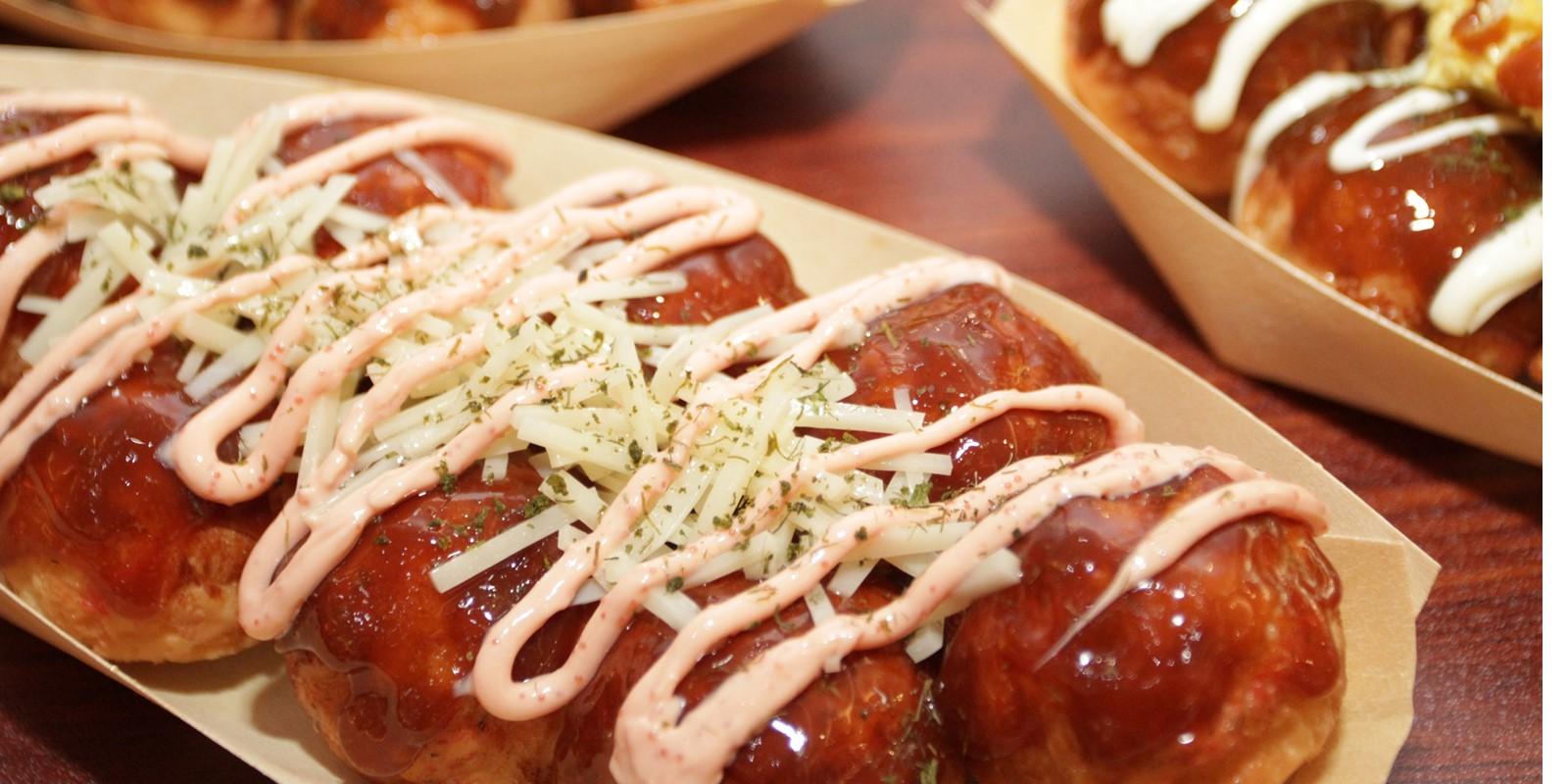 Ini Takoyaki Asli Jepang yang Menggoda