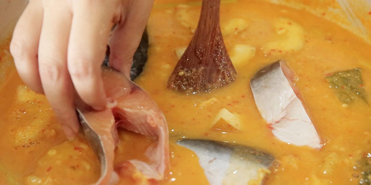 Tempoyak Ikan Patin Khas Jambi