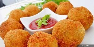 Resep Camilan Sehat Kroket Tahu Daging Sayur